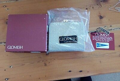 Vintage Glomesh Purse In Box With Tags