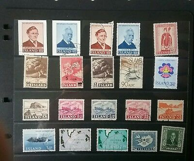 Iceland stamps