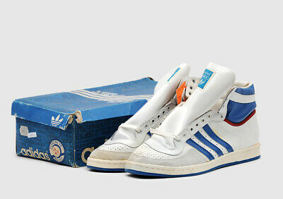 en soldes 6ccd4 b4c50 ADIDAS EUROPE HIGH Vintage 70s 80s Basketball Zx 8000 Old School