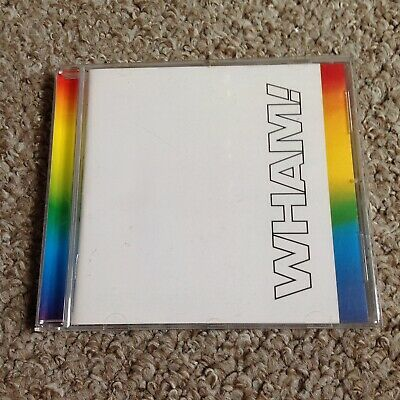 WHAM The Final CD album BEST OF/GREATEST HITS