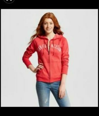 1ba656e1275f0 LOCAL PRIDE BY Todd Snyder Coral Zip Hoodie