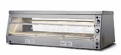 Henny Penny Hcw 3/5 Humidified Fried Chicken Display Cabinet Door & Fixings, New