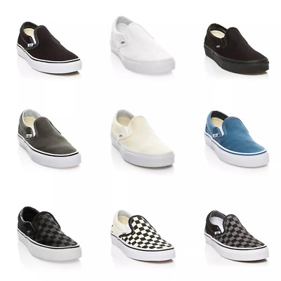 Vans - Classic Slip On - Men's Women's Unisex Casual Shoe