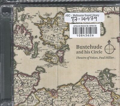 Theatre of Voices - Buxtehude & His Circle CD