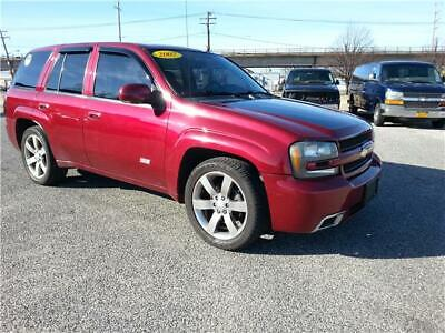 2007 Chevrolet Trailblazer SS 2007 Chevrolet TrailBlazer Awd Super Low Miles No Modifications Adult Owned