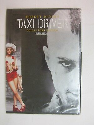 Taxi Driver (DVD, 1999, Collectors Edition)- ROBERT DENIRO - BRAND NEW   SEALED