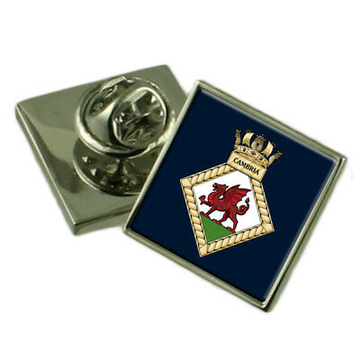 Marine Royale Cambria Sterling Badge