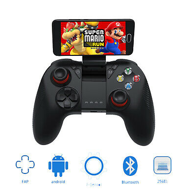 Wireless Bluetooth Gamepad Controller For iPhone IOS Android TV Box Tablet US