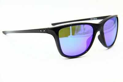 7cc92f9061 New Oakley Reverie Oo9362-0355 Black Authentic Sunglasses Oo 9362 Frame  55-16