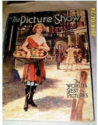 1927 Edition The Picture Show Annual