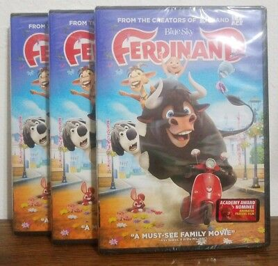 Ferdinand Dvd / Brand New And Sealed