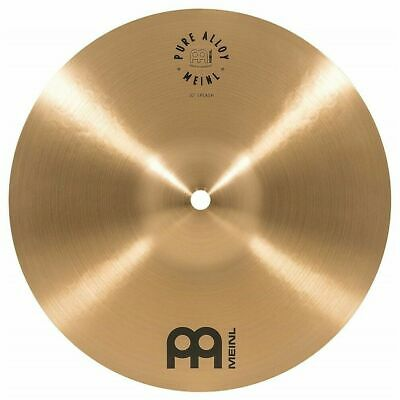 """Meinl Cymbals Pure Alloy Splash Cymbal - 10"""" PA10S  - Made in Germany"""