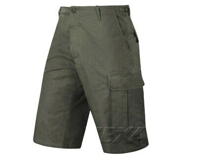 Clothing, Shoes & Accessories Helikon Bdu Shorts Mens Military Style Army Cargo Combat Ripstop Bdu Vintage New