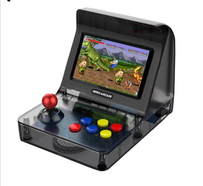 Retro Arcade Classic Mini Handheld Video Game Console Built-in 3000 Games Gifts