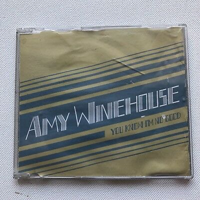 Amy Winehouse - You Know I'm Good 1 Track Promo Cd