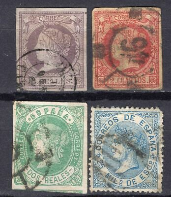 Old lot Spain, used, combine shipping 48