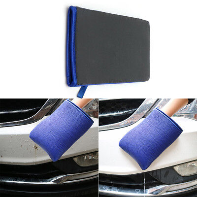 AUTO CAR DETAILING Washing Cleaning Clay Cloth Towel Mitt Gloves
