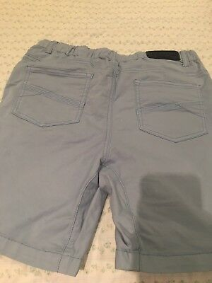 Boys Pavement Brand Shorts Size 14 Blue