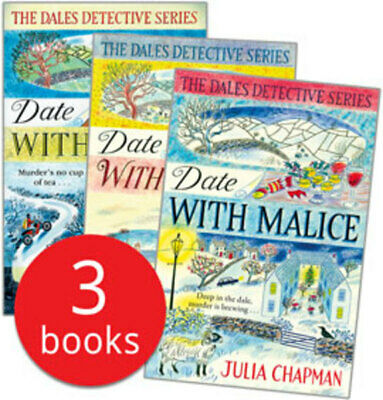 The Dales Detective Collection -  3 Books