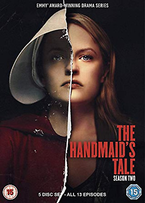 THE HANDMAID'S TALE COMPLETE SEASON 2 DVD Second Season 2nd UK Release NEW R2