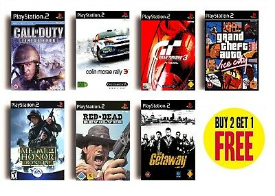 RETRO SONY PLAYSTATION 2 PS2 GAME POSTERS COLLECTION A3 / A4 Print Wall Deco Art