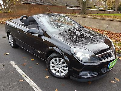 Vauxhall Astra 1.6i 16v  Twin Top Sport
