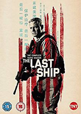 THE LAST SHIP COMPLETE SERIES 3 DVD All Episodes Third Season Original UK NEW