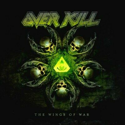 Overkill - The Wings Of War (CD ALBUM (1 DISC))