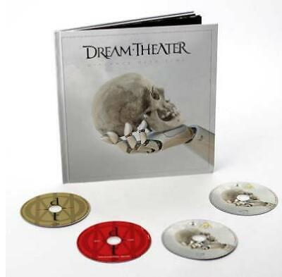 Dream Theater - Distance Over Time (Ltd. Edition 2Cd+Blu-Ray+Dvd Artbook) (Cd...