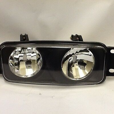 scania 4 series fog light passenger side