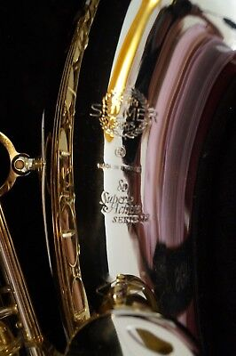 Henri Selmer Paris - Tenor Saxophon - Super Action Serie II - 2008 - as new!