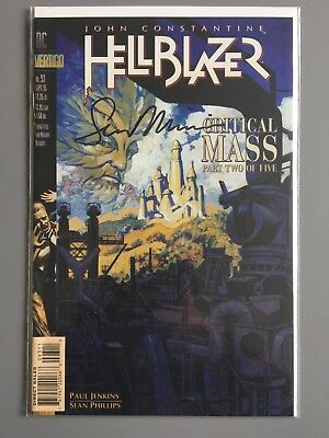 HELLBLAZER   # 93      SIGNED by Sean Phillips