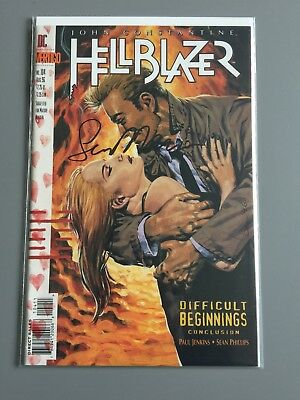 HELLBLAZER   # 104      SIGNED by Sean Phillips