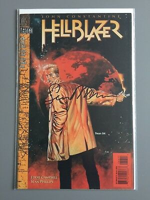 HELLBLAZER   # 86      SIGNED by Sean Phillips