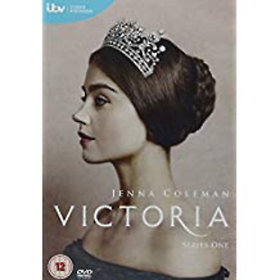 VICTORIA COMPLETE SEASON 1 DVD First Series Jenna Coleman Original UK Rel NEW R2