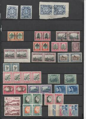 South Africa Collection On 5 Pages