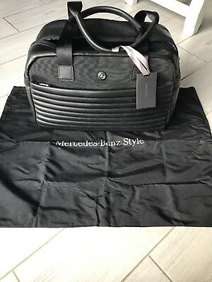 Voyage Cabine Sac Authentique Bagage Mercedes Benz Style De Neuf wUPIA