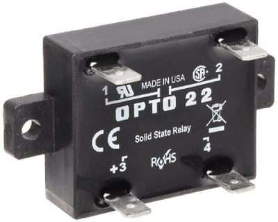 Opto 22 Z240D10-17 Z Model DC Control Solid State Relay, Replacement Part Only,