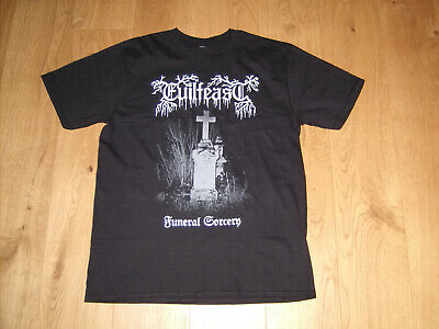 EVILFEAST - Funeral Sorcery , Shirt , Original , SOLD OUT , Rare , Darkthrone