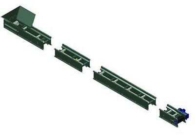 Easikit 300 Modular Conveyor Belt System - FULL KIT Buy Now or Rent