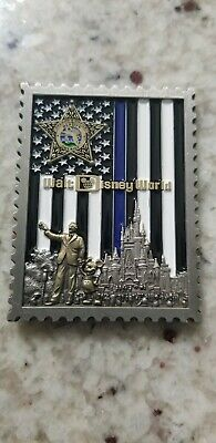Donald Duck Florida Deputy Sheriff's Disney Challenge Coin