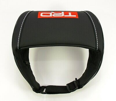 Car Seat Headrest Pillow for Toyota TRD Accessory Neck Rest Cushion Embroidery