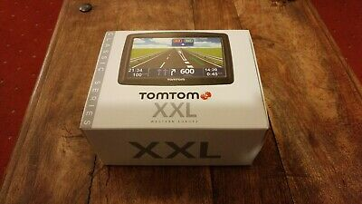 TomTom XXL Sat Nav with UK & Western Europe maps