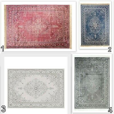 Small Medium Extra Large Traditional Vintage TAPISO Floral Persian Design Rug