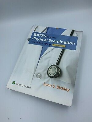 Bates Guide to Physical Examination and History Taking. Bickley 12th Ed.