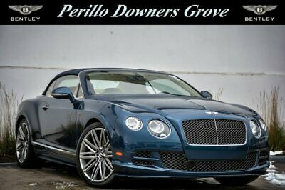 2015 Bentley Continental GT -- 2015 Bentley Continental GT Speed for sale!