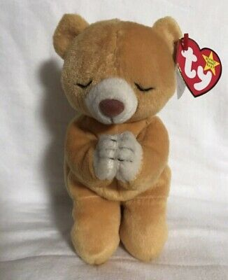 Extremely Rare Praying Beanie Baby Hope 1998