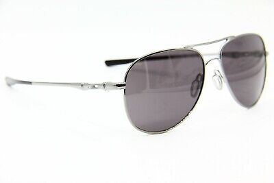a2334c2f86 New Oakley Elmont M Oo4119-0158 Silver Authentic Sunglasses Oo 4119 Frame  58-15