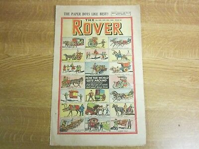 January 15th 1949, THE ROVER, 1231, The Dog Star Patrol, The Wonder Man.
