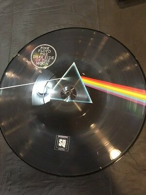 PINK FLOYD - Dark Side of the Moon Vinyl LP Picture Disc